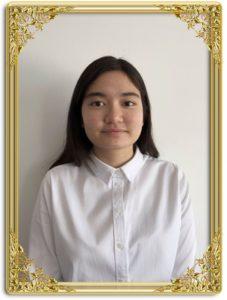 Шигамбаева Сара